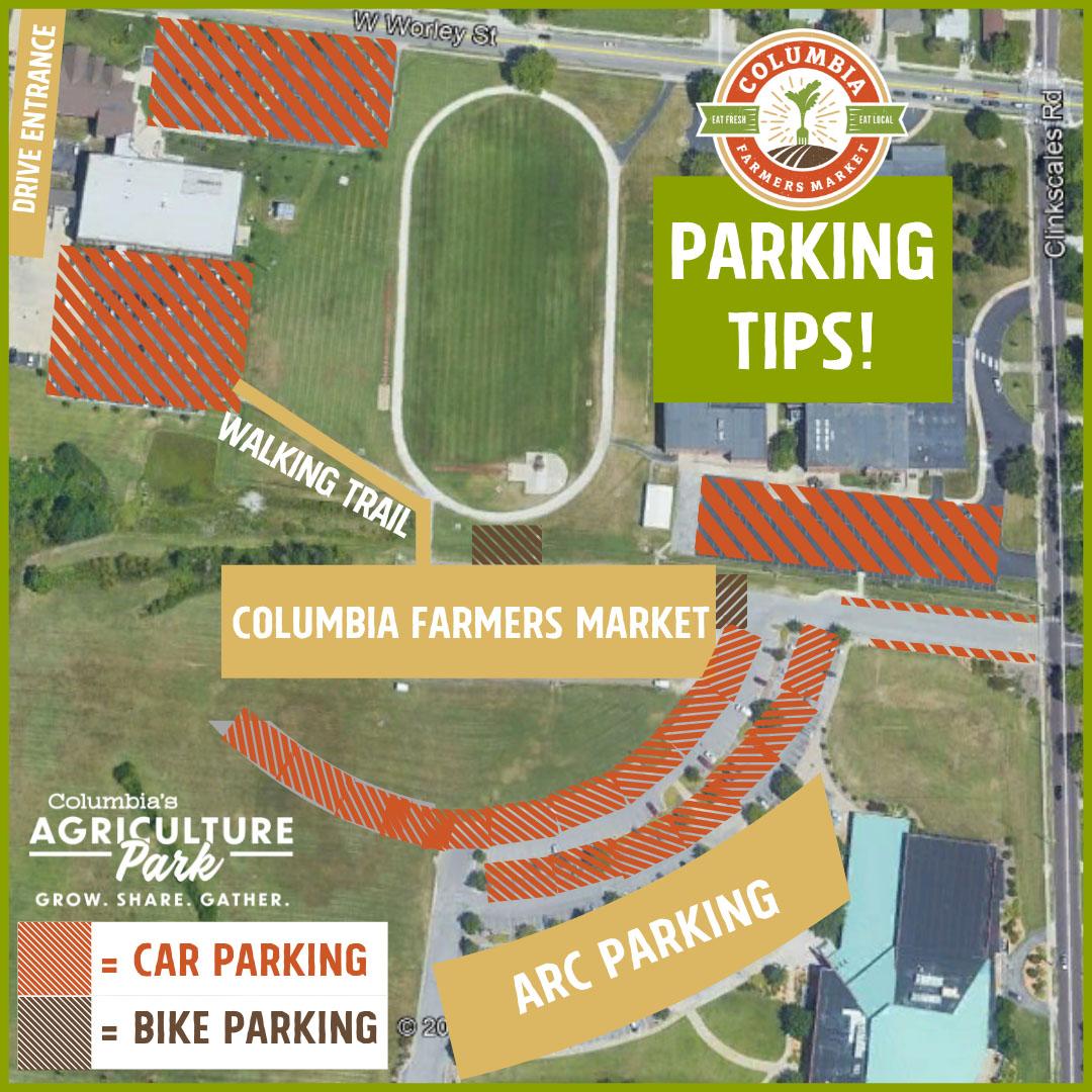 CFM Parking Tips