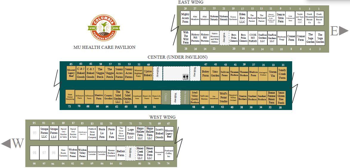 2021 Annual Stalls