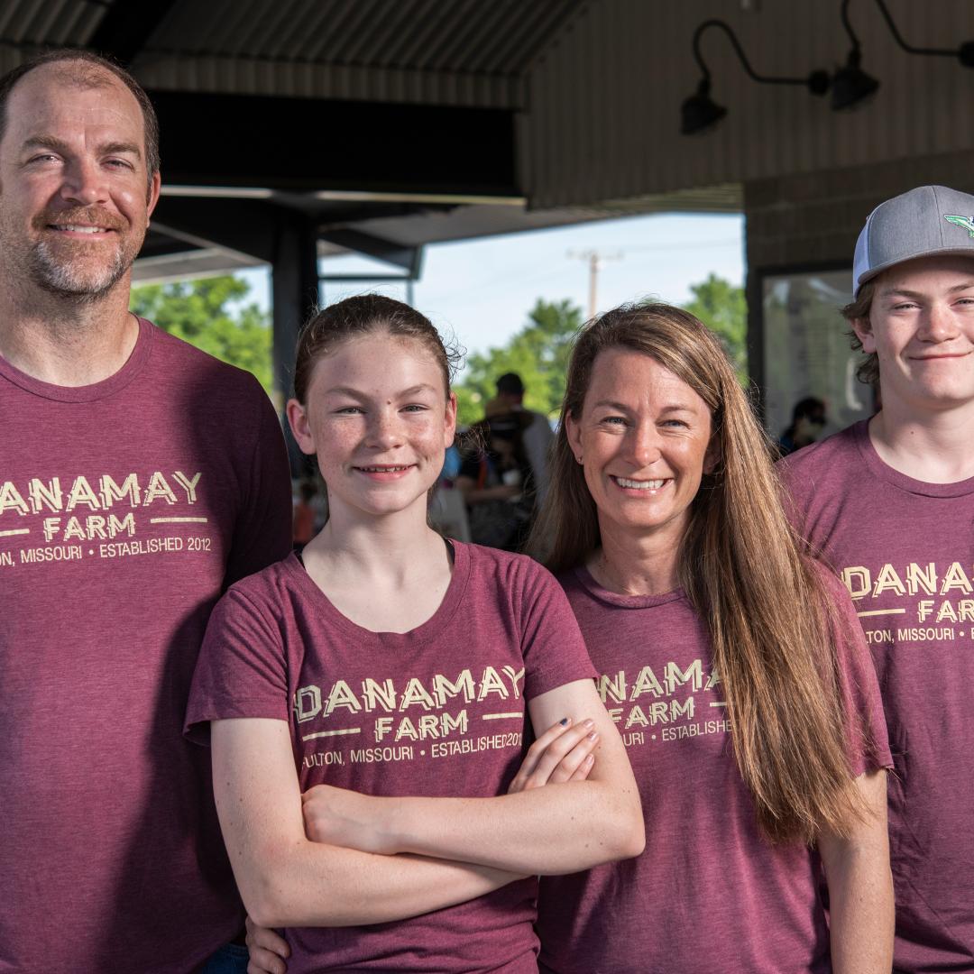 Danamay Farm: The name brings a chuckle of memories