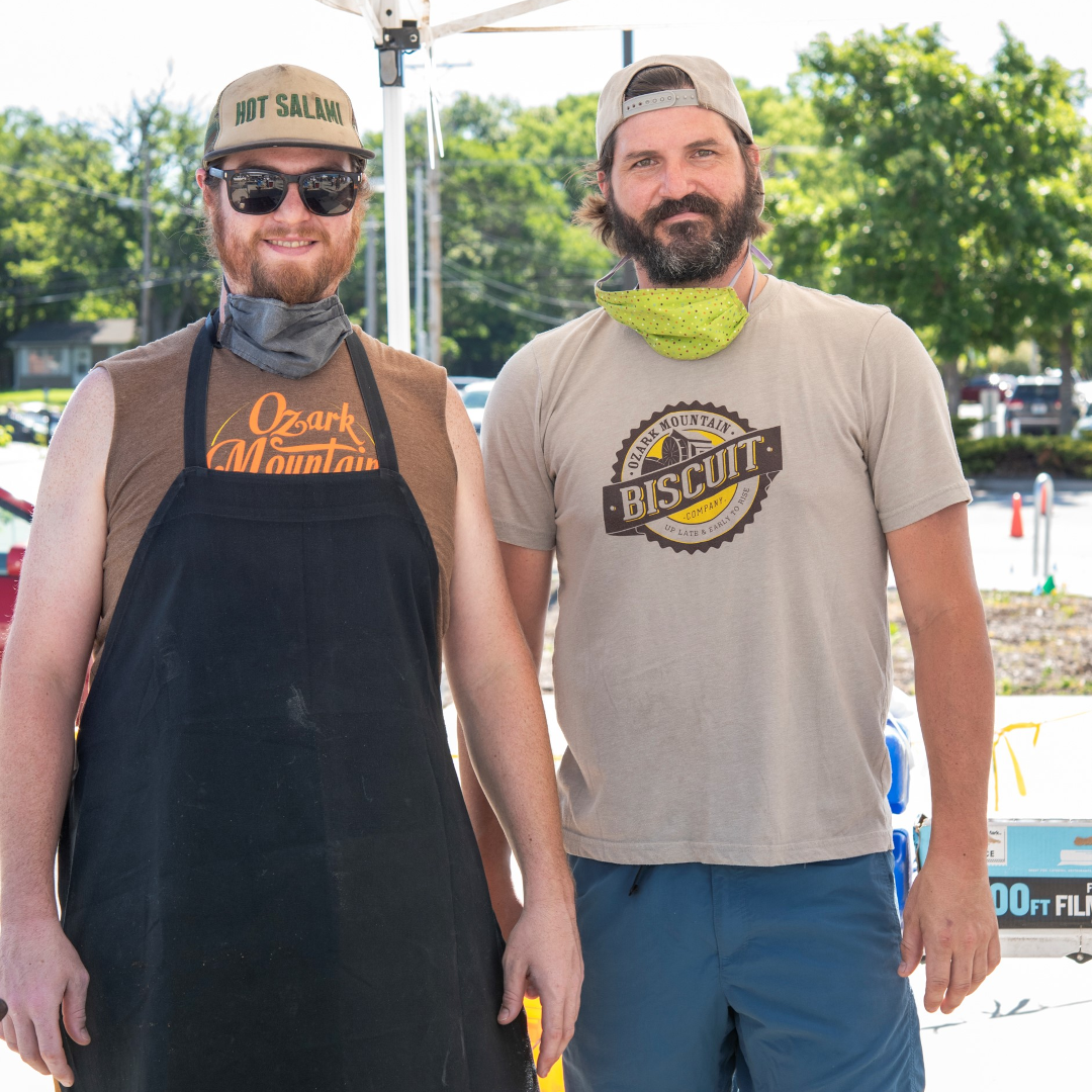 Ozark Mountain Biscuit Co.: The old-fashioned way is the tastiest way